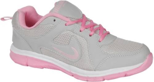 379c26efece1 Hitcolus Pink Trendy Sport Running Shoes (Grey