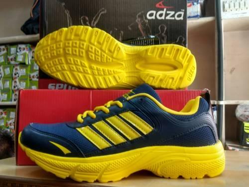 best service fcfa0 7334f ADZA Running Shoes (Red) Price in India | Buy ADZA Running ...