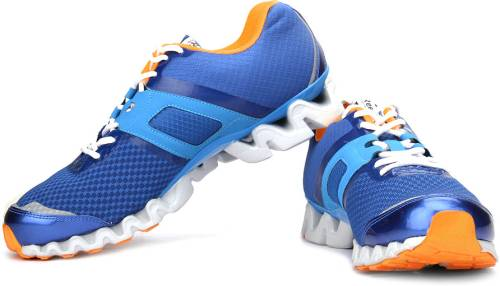 Reebok Zigtech 3.0 Running Shoes (Blue)