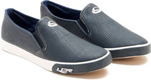 Lancer Canvas Shoes (Navy) Price in India  4a912df6408b