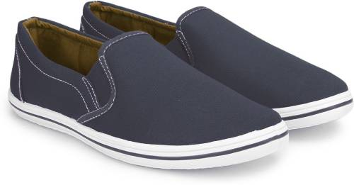 b7a37c7edc0 Flying Machine Canvas Canvas Loafers (Green) Price in India