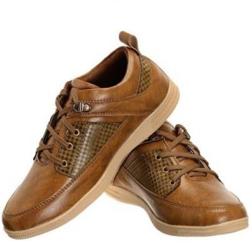 f8a2f18fe21f9 Shoe Island 088 Tan Premium Quality Casuals (Tan)