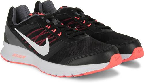 d1276096136 Nike AIR RELENTLESS 5 MSL Men Running Shoes (Black)