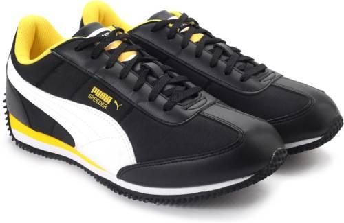 ae0c102c26c Puma Velocity Tetron II IDP Sneakers (Black