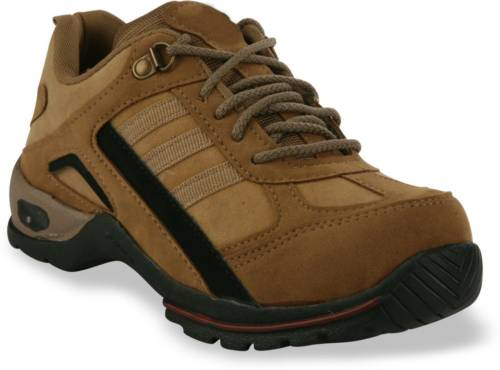 d60aff1b084b5 Shoe Island Brown Outdoor Shoes Price in India