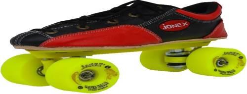 3b2767a364c0 Jonex Super Rollo Quad Roller Skates - Size 3 US (Black