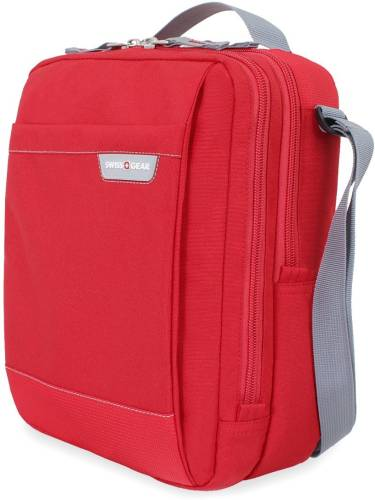 Swiss Gear Vertical Small Travel Bag - Small (Red) 6e73e1e5c0acd