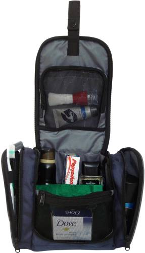 c1a926b093ab Swiss Military Tb-3 Travel Toiletry Kit (Navy blue)