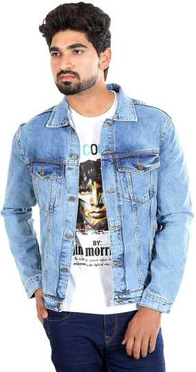 ecc1d76c99a Denim Jackets - Buy Jean Jackets for Women   Men online at best prices -  Flipkart.com