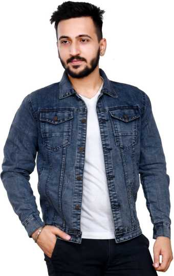 9f60ebaa782 Denim Jackets - Buy Jean Jackets for Women   Men online at best prices -  Flipkart.com