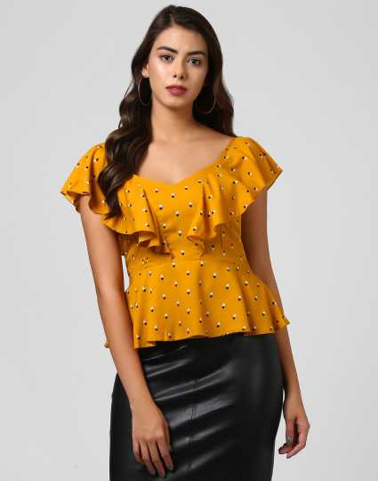 Peplum Tops - Buy Peplum Tops online at Best Prices in India ... 7d6234a5c
