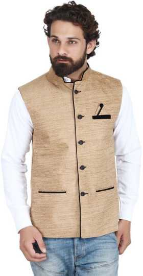 f8bfab5da6 Nehru Jacket - Buy Nehru Jacket online at Best Prices in India |  Flipkart.com