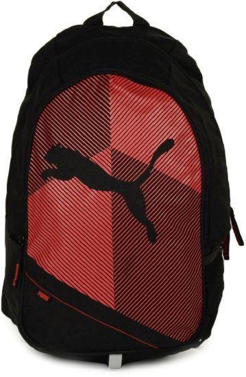 Puma Echo Plus Large Backpack Red b60f99f66ad87