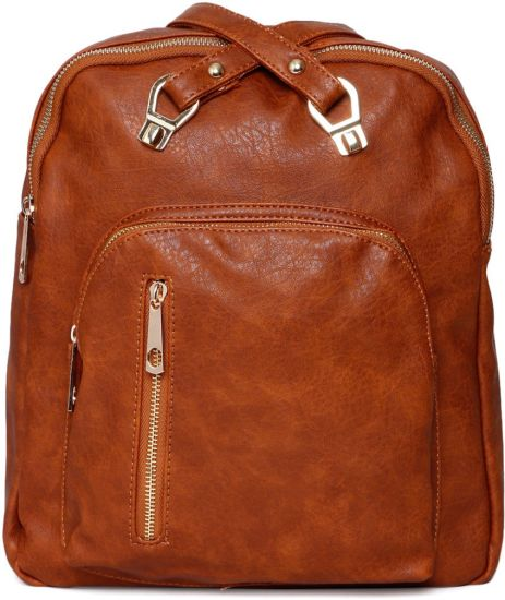 0d38aaec161b Mast   Harbour Premium 2 L Backpack Brown - Price in India ...