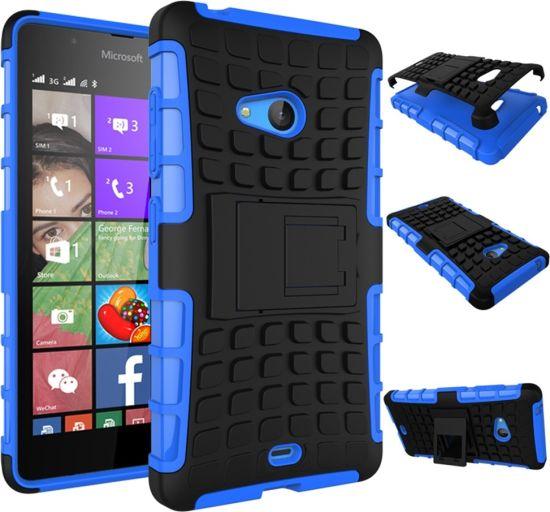 official photos 19c0b ba130 Heartly Bumper Case for Microsoft Lumia 540