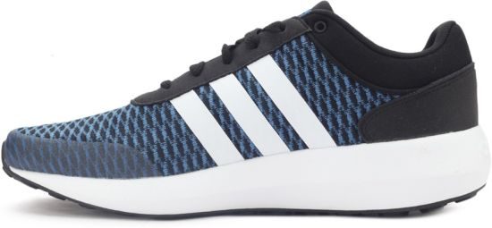 ADIDAS NEO CF RACE Sneakers For Men - Buy CBLACK FTWWHT BLUE Color ... 443b34c0a7