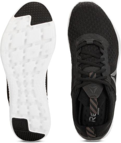 6f6fcb2d07fcd0 REEBOK ASTRORIDE RUN FIRE MTM Running Shoes For Men - Buy BLACK COAL ...