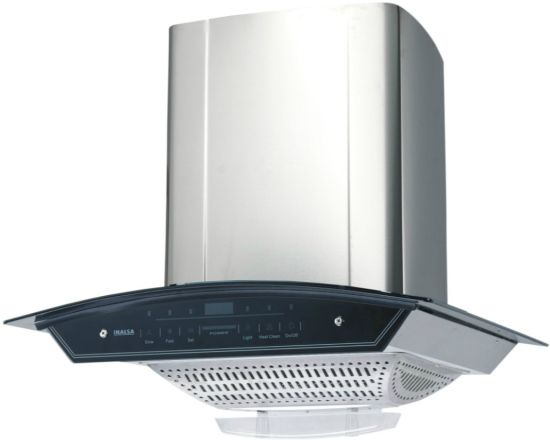 Inalsa Cruise 60 AC Wall Mounted Chimney  (Steel 1250 CMH) at Rs.6499
