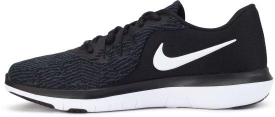 700846d0c2f5 Nike WMNS NIKE FLEX SUPREME TR 6 Training   Gym Shoes For Women (Black)