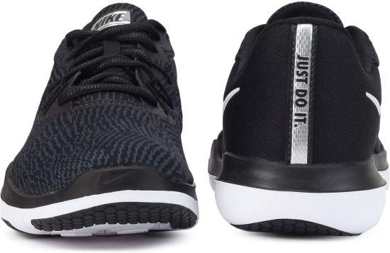 Nike WMNS NIKE FLEX SUPREME TR 6 Training   Gym Shoes For Women (Black) 53edbf040