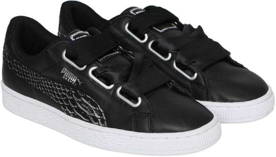timeless design 886aa a1f93 Puma Basket Heart Oceanaire Wn s Sneakers For Women