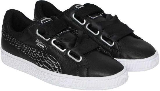 timeless design 28f01 ece53 Puma Basket Heart Oceanaire Wn s Sneakers For Women