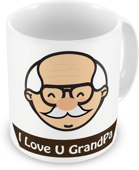 1234 Indigifts Decorative Gift Items Grandfather Birthday
