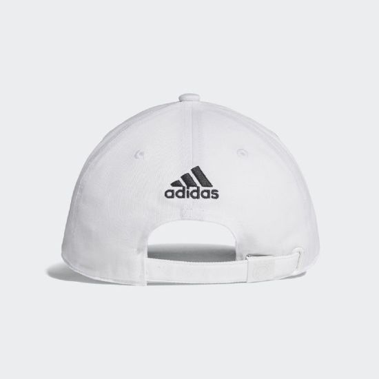 low priced 4375f 27a39 Color Swatch. Select other color variants. Red. White. ADIDAS Embroidered  FOOTBALL GERMANY 3-STRIPES CAP Cap
