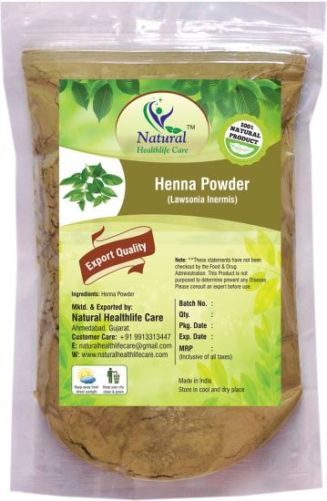 Natural HEALTH LIFE CARE henna 227 Hair Color