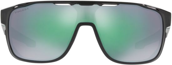 5825ed78426 Buy Oakley CROSSRANGE SHIELD Rectangular Sunglass Green For Men ...