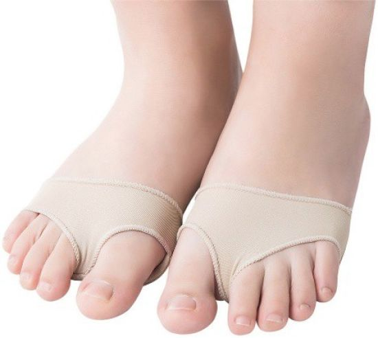8a58fd20d7 1234. Generic Insoles Forefoot Pain Relief Massaging Gel Metatarsal Toe  Support ...