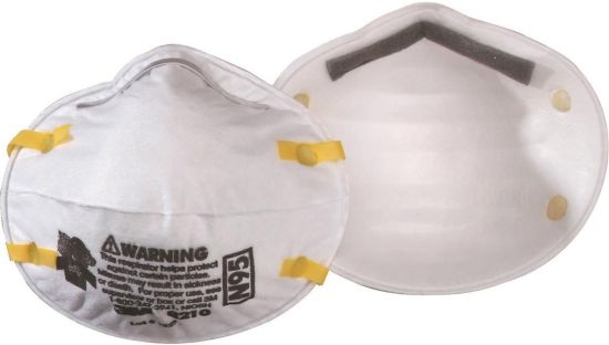 Particulate Pc 3m Mask 8210 Original Dust N95 Respirator reuseable-2 anti Mask And Pollution