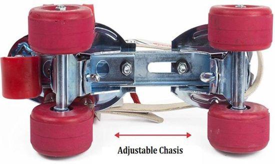 Jonex Tenacity (with adjustment key) Quad Roller Skates - Size 3-10 UK