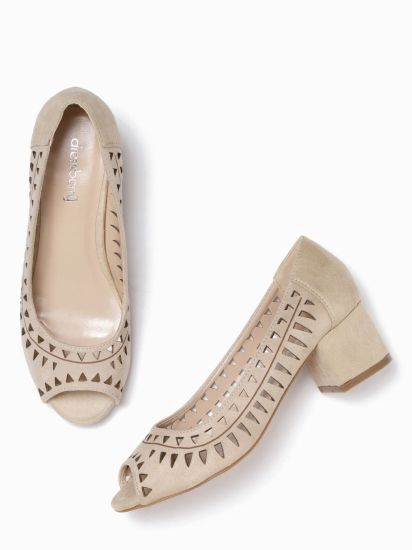 bc31620f2d47 Dressberry Women Beige Heels - Buy Dressberry Women Beige Heels ...