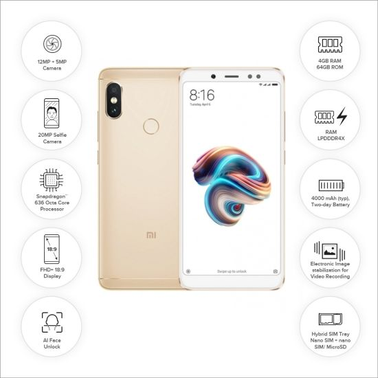 3583253d8 Product Details. ON OFFER. Redmi Note 5 Pro ...