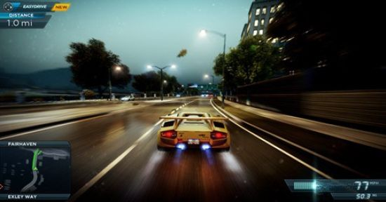 Need for Speed Most Wanted 2005 Full Game for PC (Full)