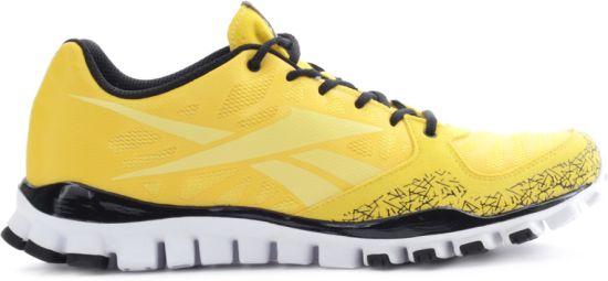 edc6415ba25ed REEBOK Realflex Transition 2 Lp Running Shoes For Men - Buy Yellow ...