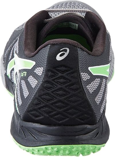 47f5741a97 Asics fuzeX TR Training & Gym Shoes For Men - Buy ALUMINUM/GREEN ...