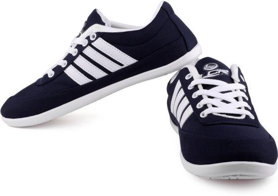 352f6bd18f Lancer Navy Blue Casual Shoes For Men - Buy Blue Color Lancer Navy ...