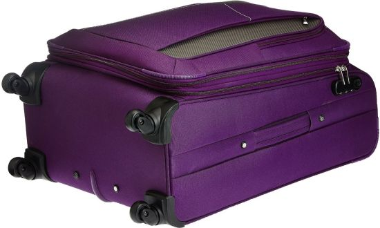 0c352160379 Skybags Rubik Expandable Check-in Luggage - 26 inch Purple - Price ...
