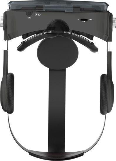 0cfdc8722811 PROCUS PRO (New) VR Headset - 100-120 Degree FOV with Highest Immersive  Experience - Inbuilt Headphones Video Glasses (Black)
