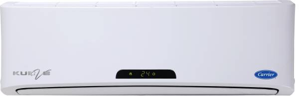 Carrier 1.5 Ton 4 Star Split AC (Copper Condensor, 18K KURVE, White)
