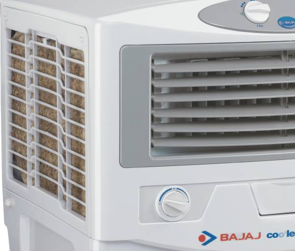 Bajaj Coolest Glacier MD 2020 Air Cooler (White, 54 L)