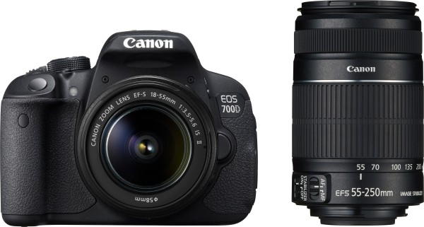 Image of Canon 700d which is one of the best dslrs priced above 40000 in india