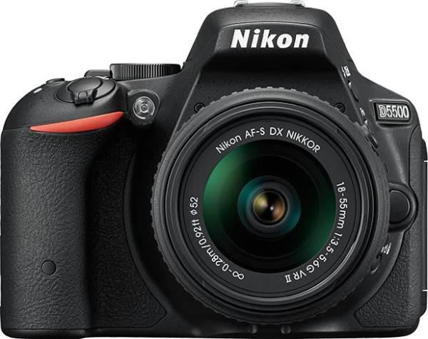 Nikon D5500 best dslr camera under 5000