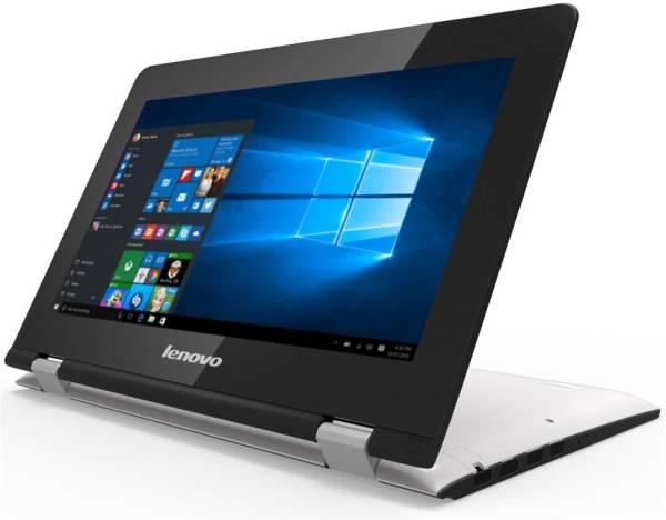 Lenovo Yoga 300 Laptop (Windows 10, 4GB RAM, 500GB HDD, Intel Pentium 16af29ee39a7