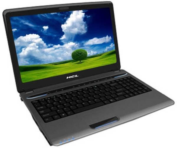 HCL Me HCLAE2V0155N Laptop (DOS, 2GB RAM, 500GB HDD, Intel Core i3, Black, 15.6 inch)