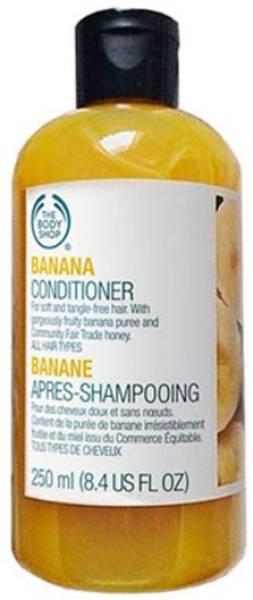 The Body Shop Banana Conditioner (250ML)