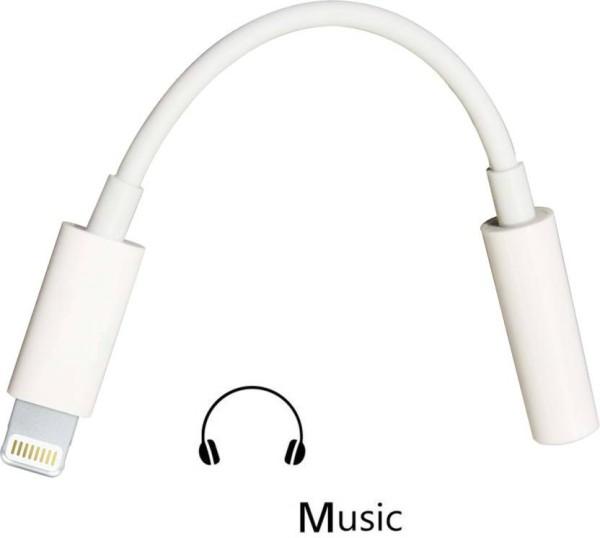 Lightning To 3 5 Mm Headphone Jack Adapter