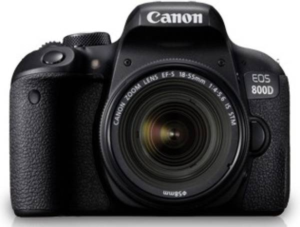 Canon EOS 800D best DSLR Camera under 50000